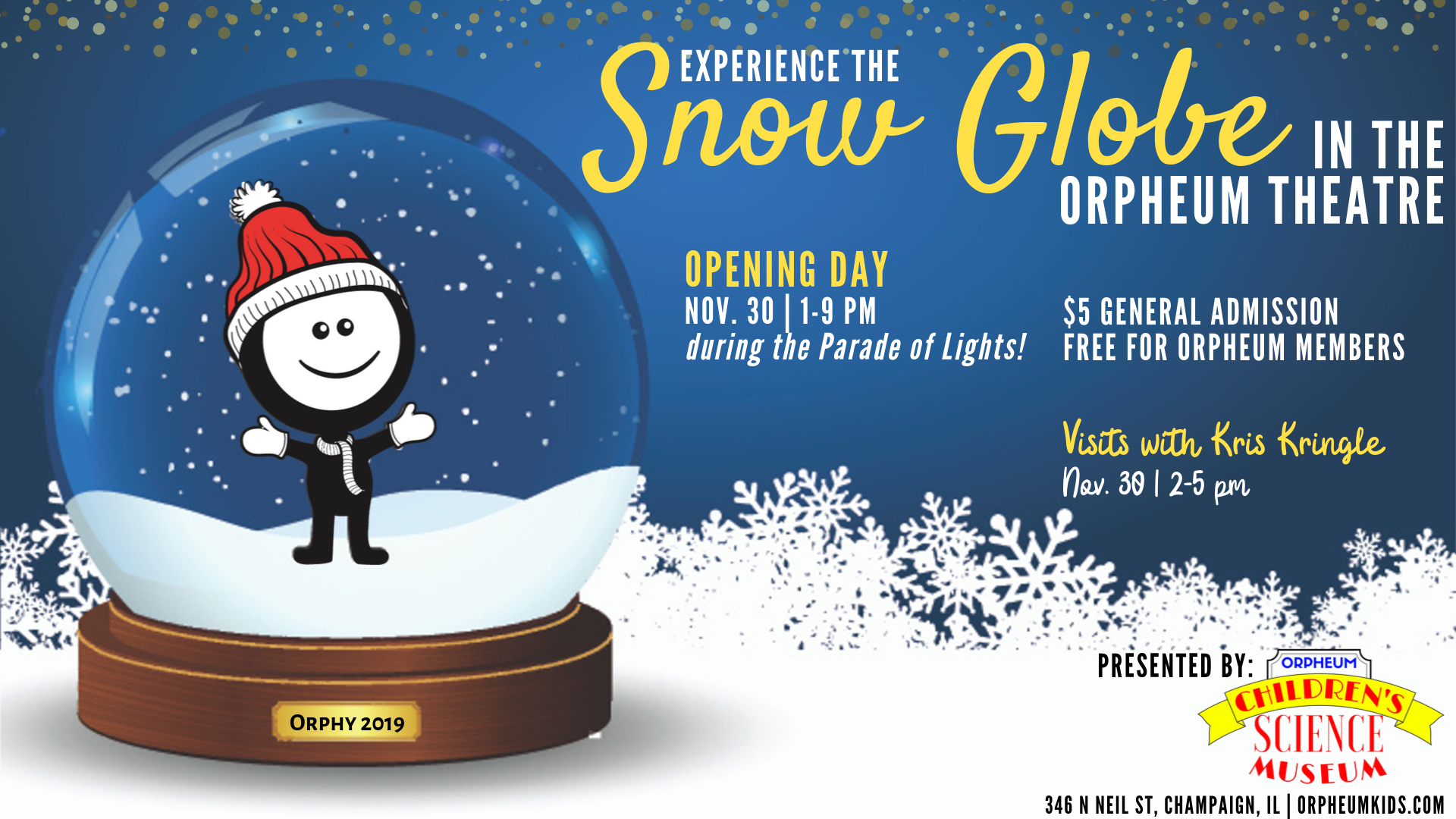 PPT - Snow Globe 2019 - Opening Day - No Sponsor