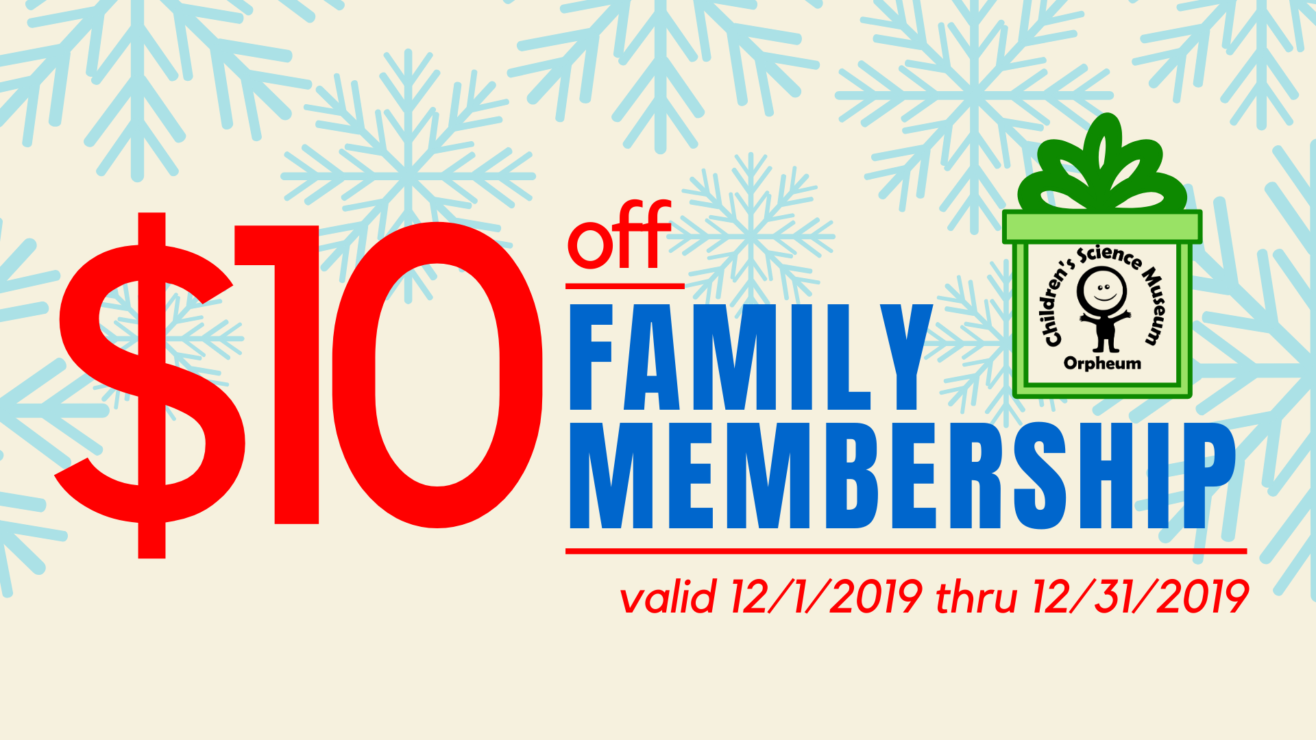 PPT - Holiday Membership sale 2019