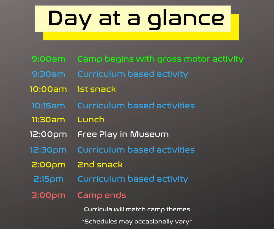 Day at a glance (1)